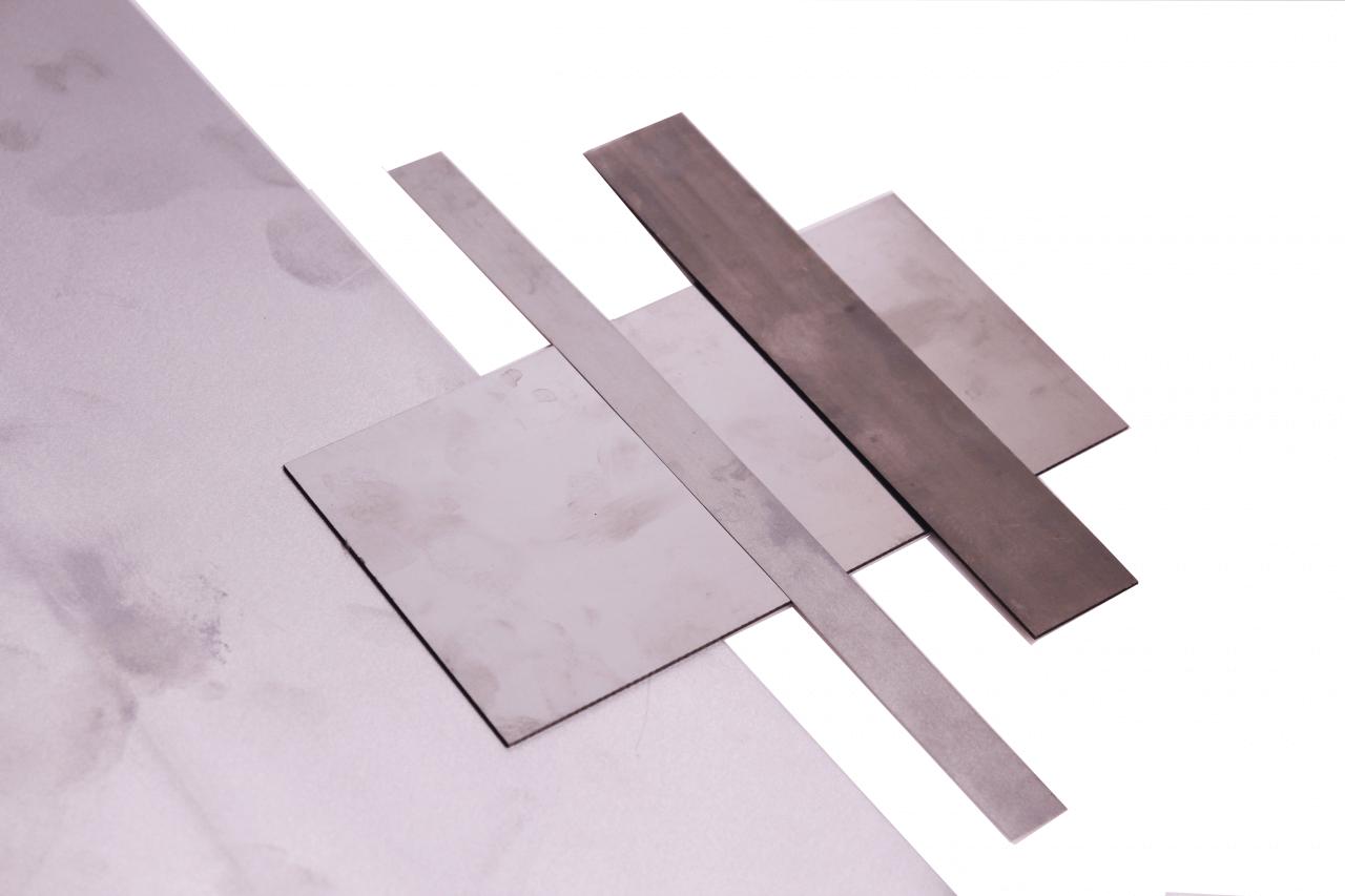 Nitinol Plates(Sheets)- Kellogg's Research Labs